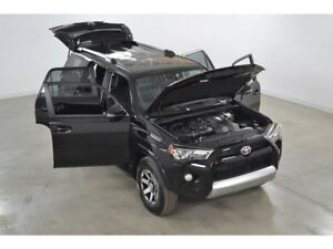 2018 Toyota 4Runner TRD OFF ROAD, CUIR, TOIT, MAGS, NAVIGATION E