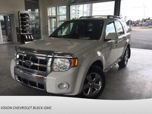 2012 Ford Escape LIMITED - AWD - BLUETOOTH - TOIT OUVRANT
