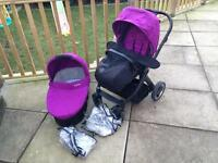 Oyster Pram and Push Chair