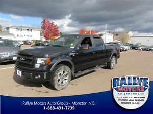 2014 Ford F-150 FX4! 4x4! Alloy! Hitch! Trade-In! Save!