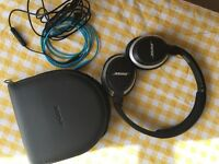 Bose on ear 2 OE2 headphones almost new