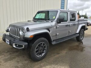 2020 Jeep Gladiator OVERLAND 4X4 / HEATED LEATHER / BODY COLOR H