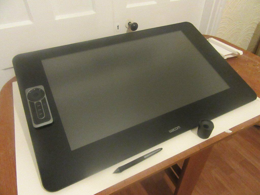 Wacom Cintiq 27QHD Creative Pen Display 27 Inch