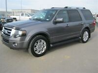 2013 Ford Expedition Limited 4x4 Heat\Cool Leather Moonroof 8 Ps