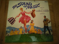 THE SOUND OF MUSIC ORIGINAL LP 1965
