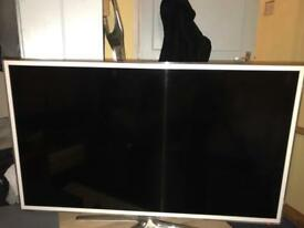 "Samsung 37"" smart tv"