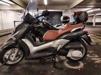Yamaha 250 xcity