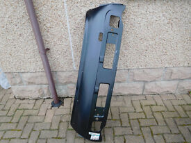 VW CADDY OR GOLF MK1 LOWER FRONT PANEL