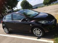 Mazda Mazda2 Hatchback (2007 - 2014) 1.3 Tamura 5dr Petrol Hatchback Maroon 1349cc Manual