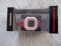 Garmin Forerunner 10, pink