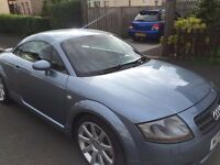 Audi TT Quattro 225 for sale , may swap