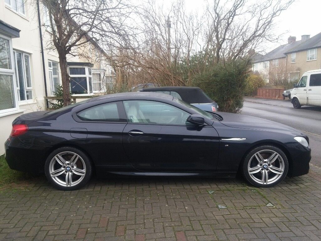 bmw 6 series 3 0 640d m sport coupe 2 door in headington oxfordshire gumtree. Black Bedroom Furniture Sets. Home Design Ideas