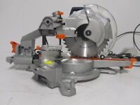 Unbranded Small Electric Single Mitre Saw DIY Power Tool