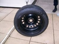 New Spare Wheel for Vauxhall Corsa - Reduced Price
