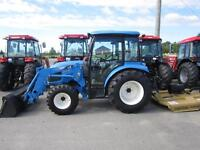 2014 LS XR 4046 Tractor and loader,factory cab