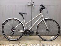 Ridgeback Velocity Metro - ladies hybrid bike in great condition
