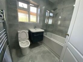 Newly Refurbished 2 / 3 bed House with Driveway near Dagenham East Station.