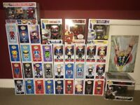 Marvel Funko Pop figures Collection