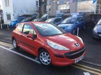 Peugeot 207 1.4 urban 56 plate, clean car just 75k
