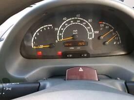 Mercedes sprinter luton