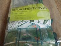Apollo 4 Tier Mini Greenhouse Replacement Cover-Clear- BRAND NEW