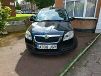 Skoda Roomster 2008, Automatic, with long mot