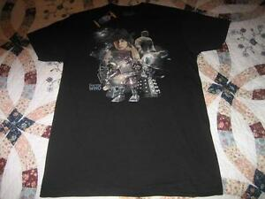 Dr.Who - The 4th Doctor Collage T-Shirt - BNWT
