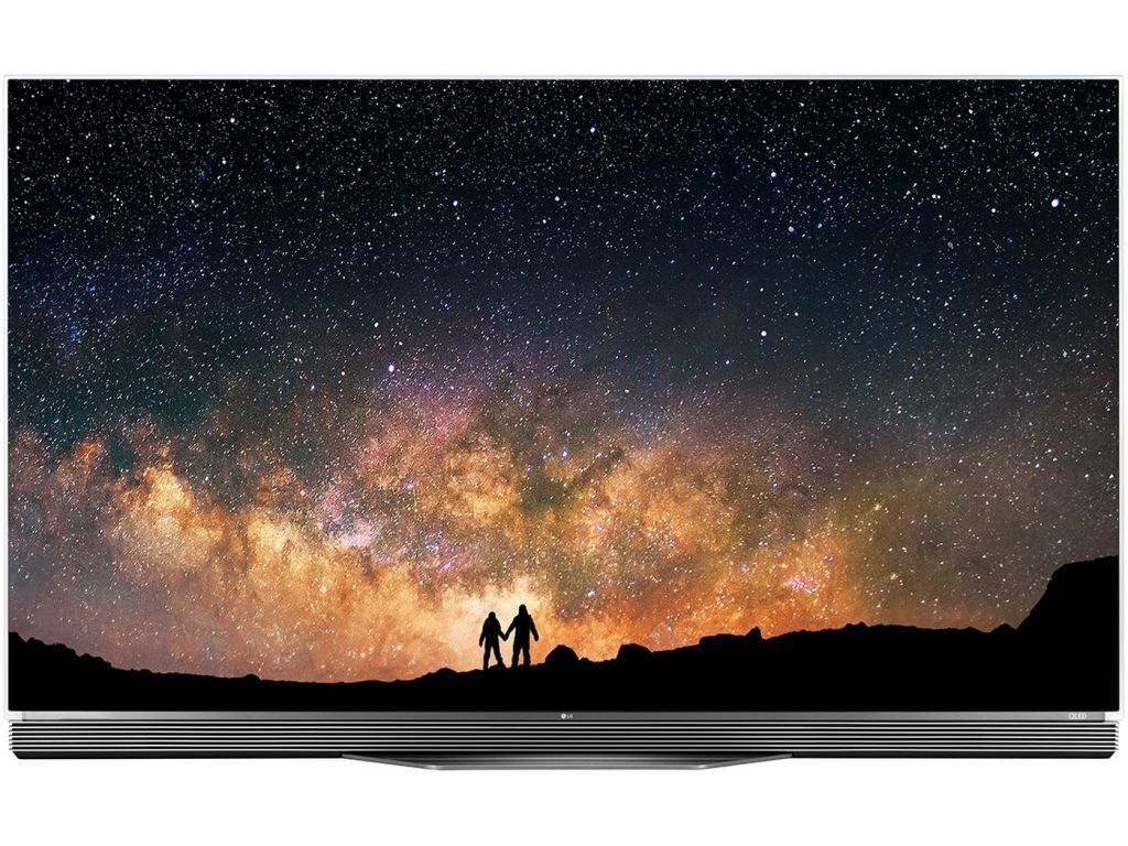 $3129.52 - LG Electronics OLED65E6P Flat 65-Inch 4K Ultra HD Smart OLED TV