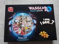 Jumbo Wasgij Mystery 5 1000 piece jigsaw puzzle