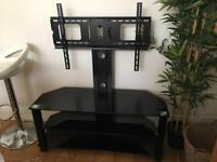 Free standing flat TV mount 30-60 inch tvs