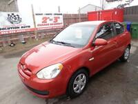 HYUNDAI ACCENT GS 2007 , GARANITE 6 MOIS INCLUS , 4950$