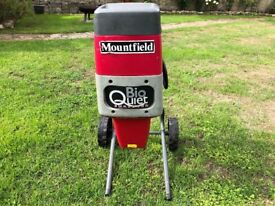 Mountfield Shredder