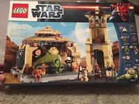 Star Wars Lego Jabba's palace