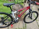 Koni Fire mountain !6  inch frame, 26 inch disc wheels £140 Throsk Stirlingshire