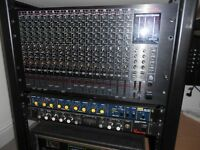 Roland M16E rack mixer in great condition