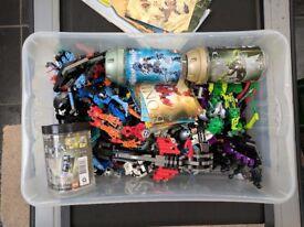 Assorted Bionicle