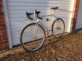 Coppi City Master 56cm Italian Steel Frame Vintage Bike Single Speed / Fixie