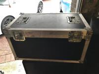 Swan flight case / dj mobile disco