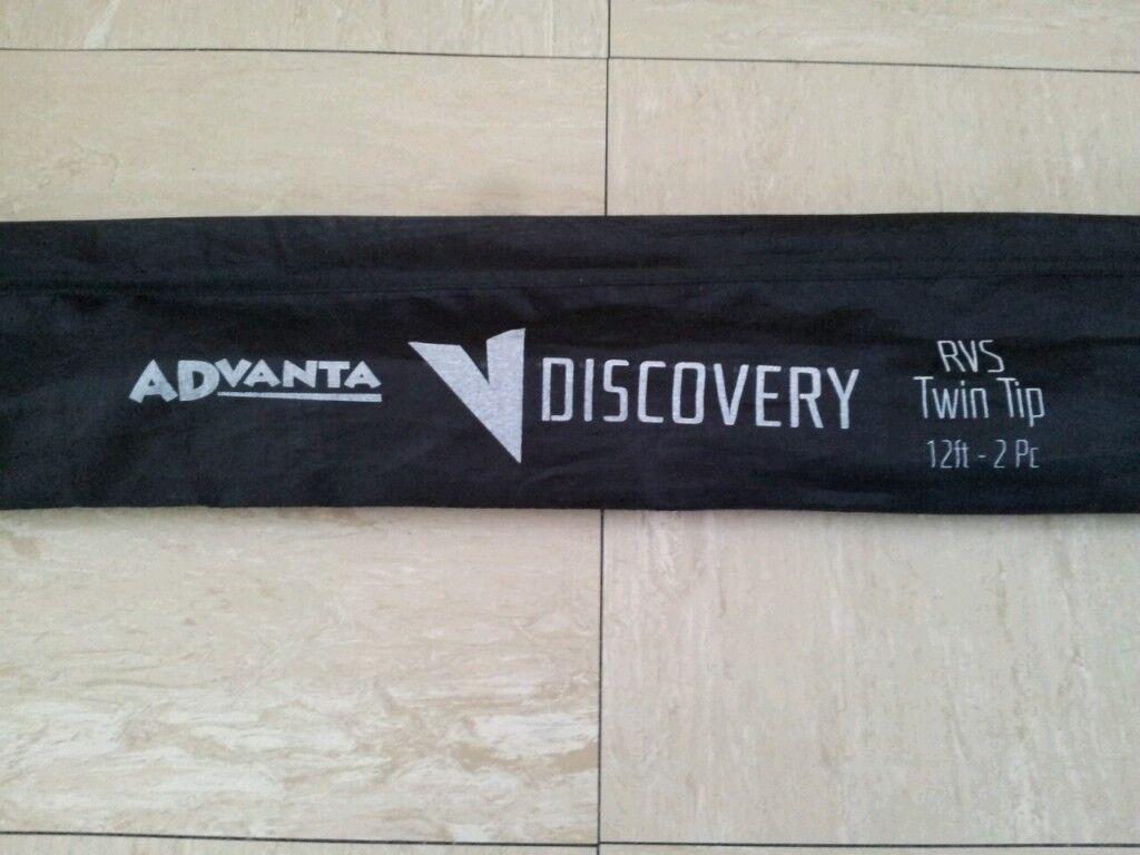 Advanta Discovery RVS Twin Tip 12ft Rod Coarse/Feeder