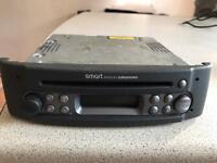 Smart car radio