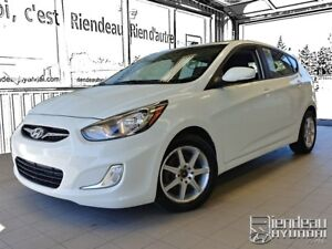 2012 Hyundai Accent GLS + MAGS + TOIT OUVRANT