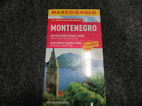 Crna Gora / Montenegro maps and guide