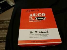 Ford Focus Mk II Hatchback 1.6 TDCi Cabin filter