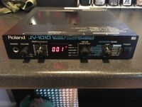 The Roland JV-1010 Synth Module - £100