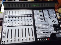 Digidesign Pro Control Main Unit (8 Faders) & DigiSnake DB25- GREAT CONDITION £299