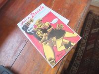 Aim to Dazzle – Comic Magazine