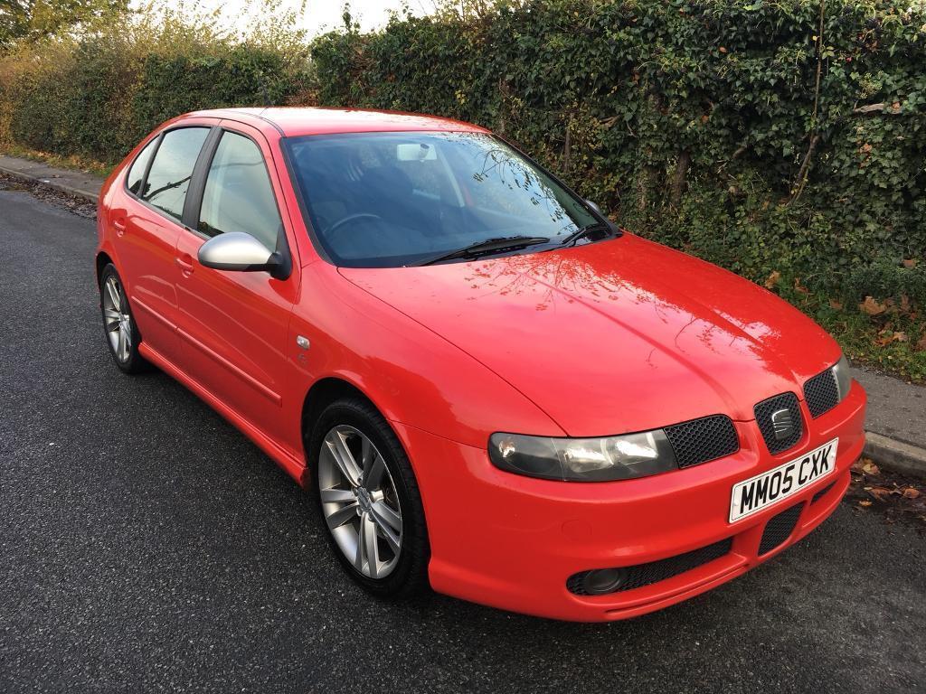 ** 2005 Seat Leon FR 1.9 TDI 150bhp ** only £1475 **