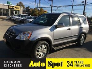 2005 Honda CR-V EX/PRISTINE CONDITION INSIDE AND OUT !!!