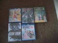 dvd s and box sets and blue ray
