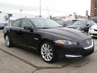 2013 Jaguar XF 3.0L SUPER-CHARGED/AWD/ NAVI/B.CAMERA